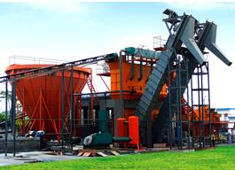 HXSKT100万吨洗煤设备